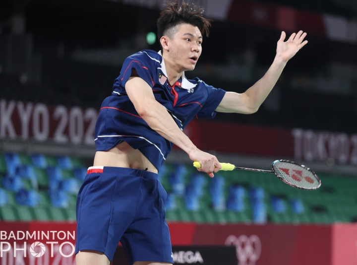 TOKYO 2020: ZII JIA SET TO BATTLE CHEN LONG IN ROUND OF 16