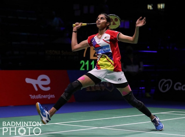 UBER CUP: BRAVE MALAYSIA WENT DOWN TO DENMARK